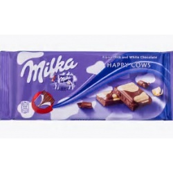 Rolls milk chocolate 160g